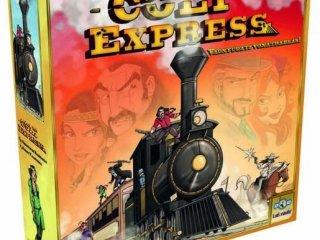 A 2015-ös AZ ÉV JÁTÉKA díjas Colt Express-éről egy fantasztikus írást találtam Nektek!