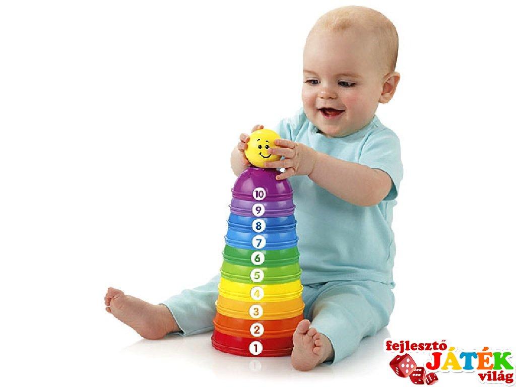 fba6950d5fa1 Fejlesztő játékok babáknak - Fejlesztő Játék Világ