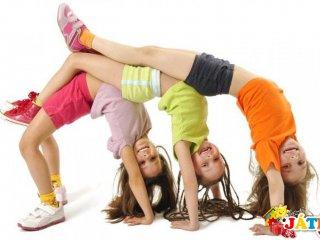 Mozgásfejlesztő, sport játékok
