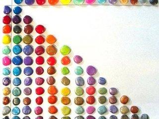Intelligens gyurma színek