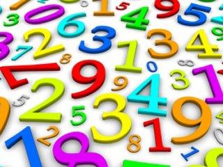 Számok, matematika