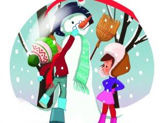 Karácsonyi kiegészítők, dekor