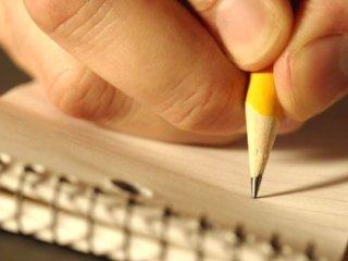 Íráskészség, írásgyakorlás