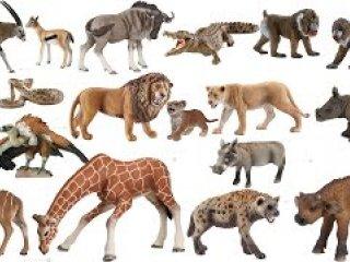 Állatfigurák