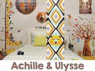 Állatos szoba, Achille & Ulysse