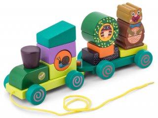 Montessori játékok babáknak