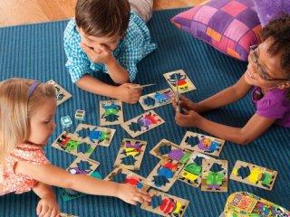 Társasjátékok gyerekeknek