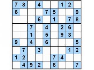 Sudoku játék
