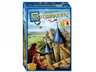 Carcassonne társasjátékok