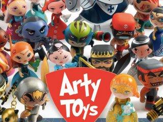 Arty Toys szerepjátékok