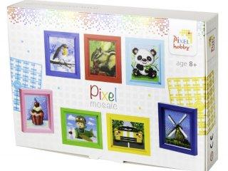 Pixelhobby ajándékdoboz
