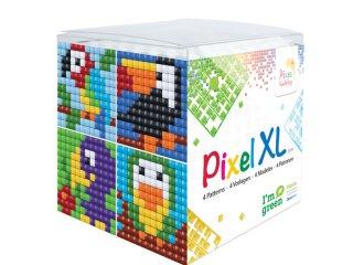 Pixel XL Kocka (4db6x6cm)