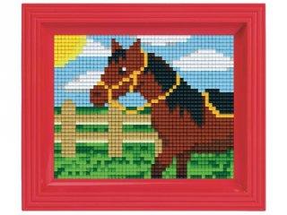 Pixelhobby képkeret (10x12cm-es alaplaphoz)