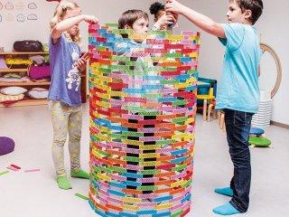 Kreatív építőjáték