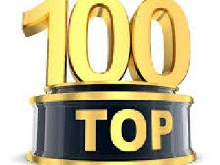 Top 100, top játékok