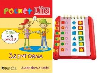Pocket Lük (4-12 év), az utitárs tanulójáték