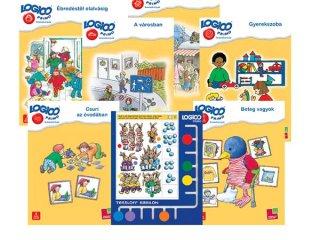 Logico Primo (3-6 év), óvodások tanulójátéka