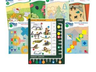 Logico Piccolo (5-12 év), iskolaelőkészítősök és iskolások tanulójátéka