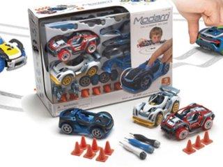 Modarri autó építős játékok