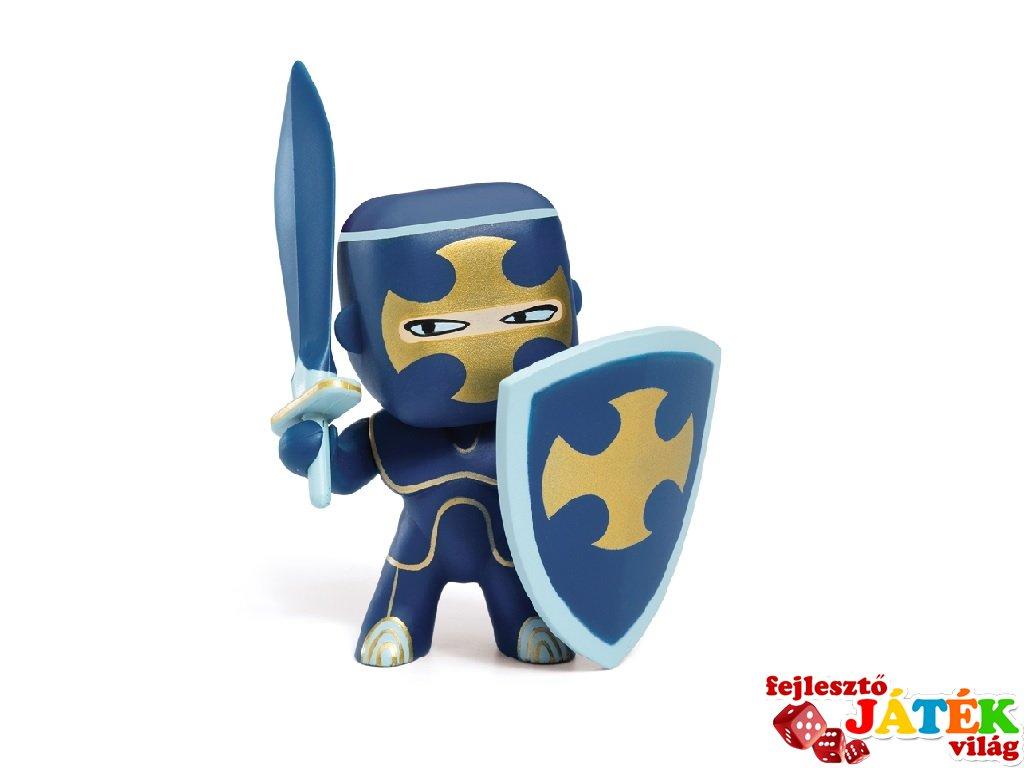 Arty Toys, Dark blue Djeco lovag figura - 6746
