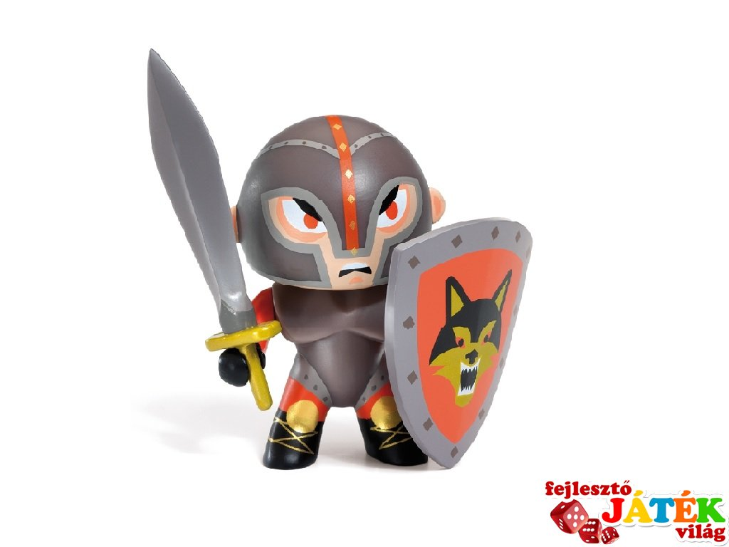 Arty Toys, Flow Knight Djeco lovag figura - 6735
