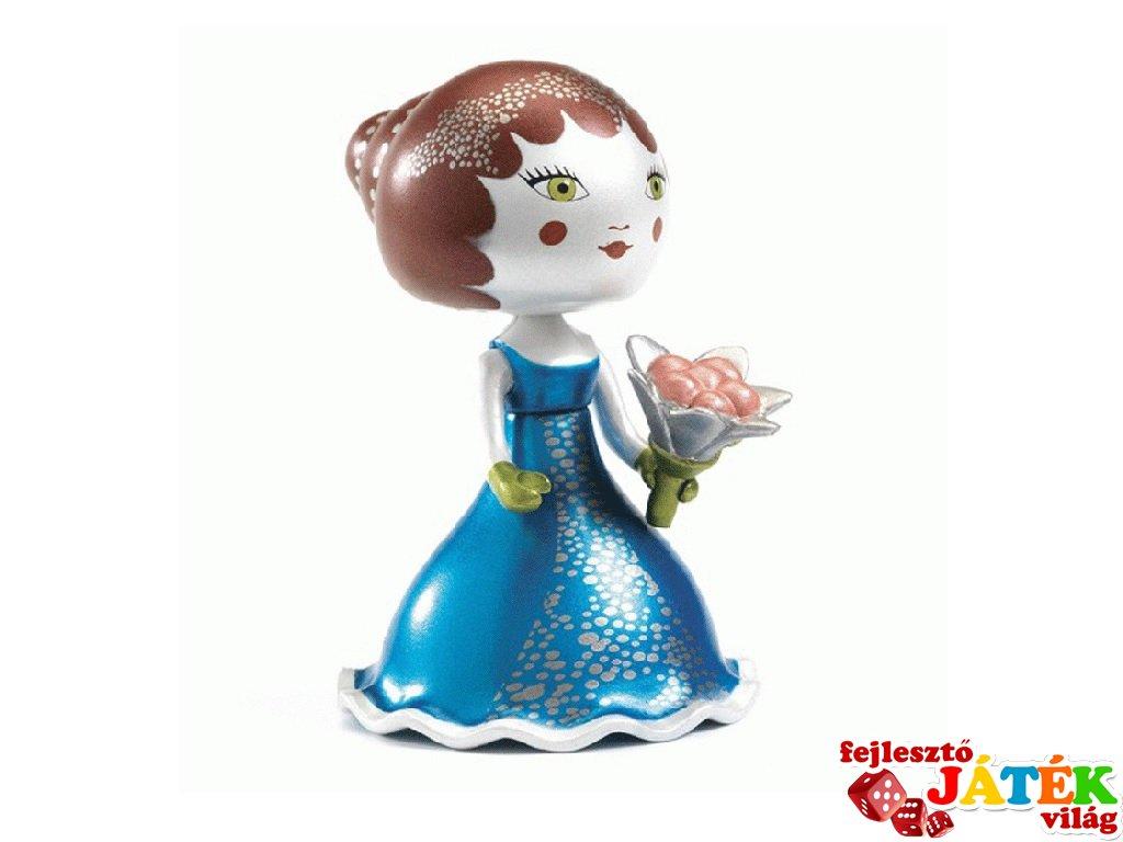 Arty Toys, Metal'ic Blanca Djeco tündér figura virággal - 5960-21 (limitált)