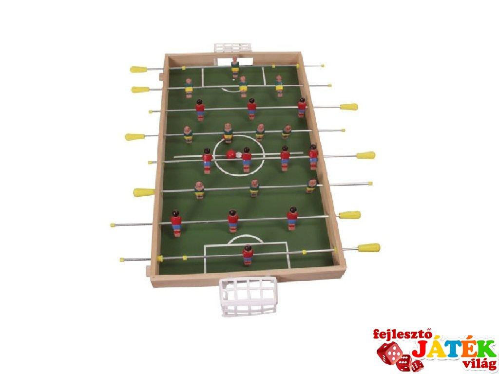 Asztali csocsó focirajongóknak (FP, focis játék, 4-14 év)