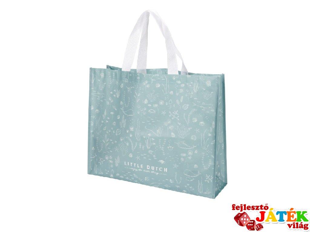 Bevásárló táska Óceán kék, Little Dutch kiegészítő (8501)
