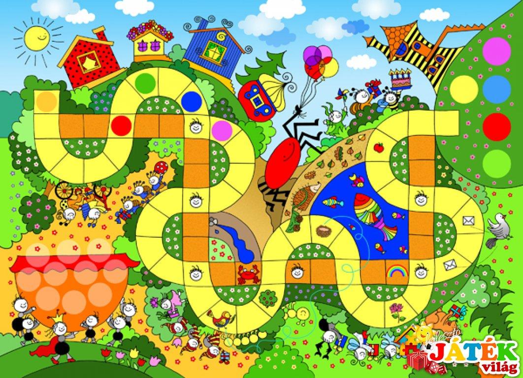 bogyó és babóca születésnapi meglepetés Bogyó és Babóca, Szülinapi meglepetés   Fejlesztő Játék Világ bogyó és babóca születésnapi meglepetés