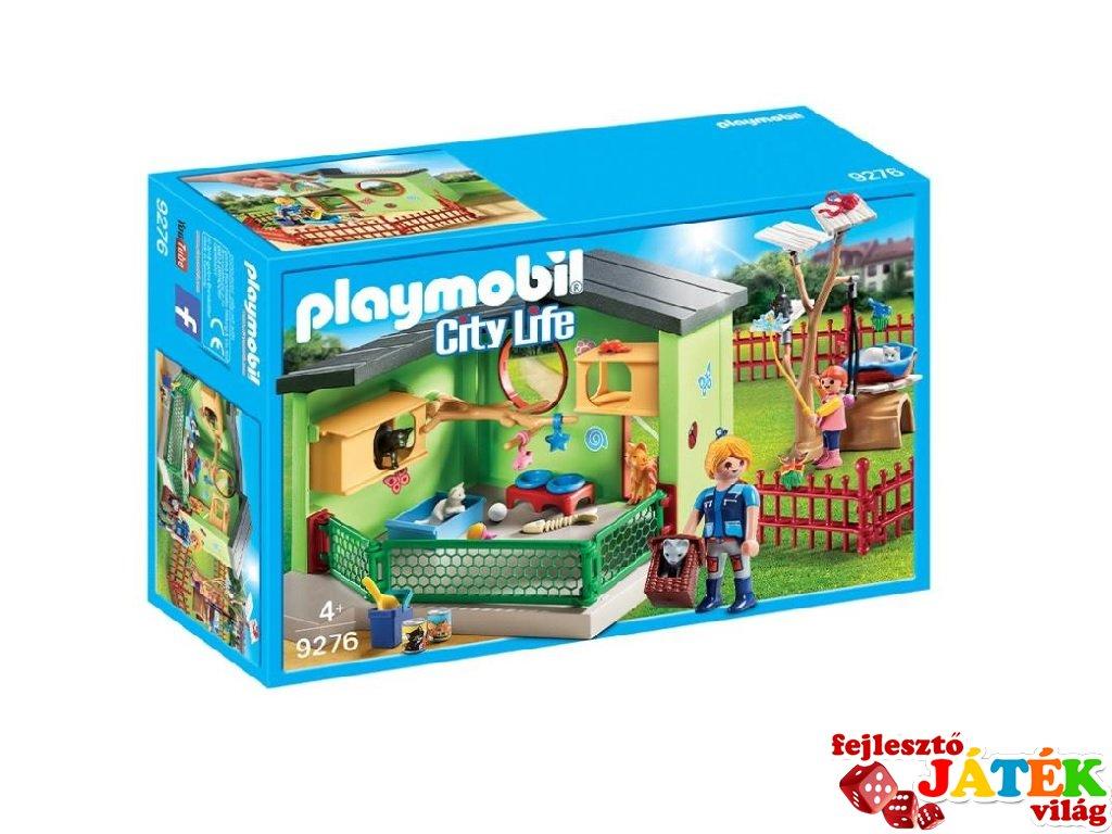 Cicapanzió, Playmobil szerepjáték (9276, 4-10 év)
