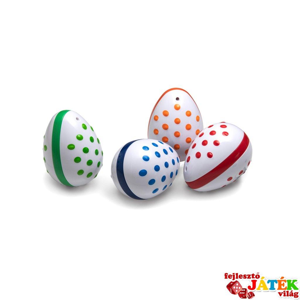Csörgő tojás, Halilit baba hangszer többféle színben (6 hó-2 év)