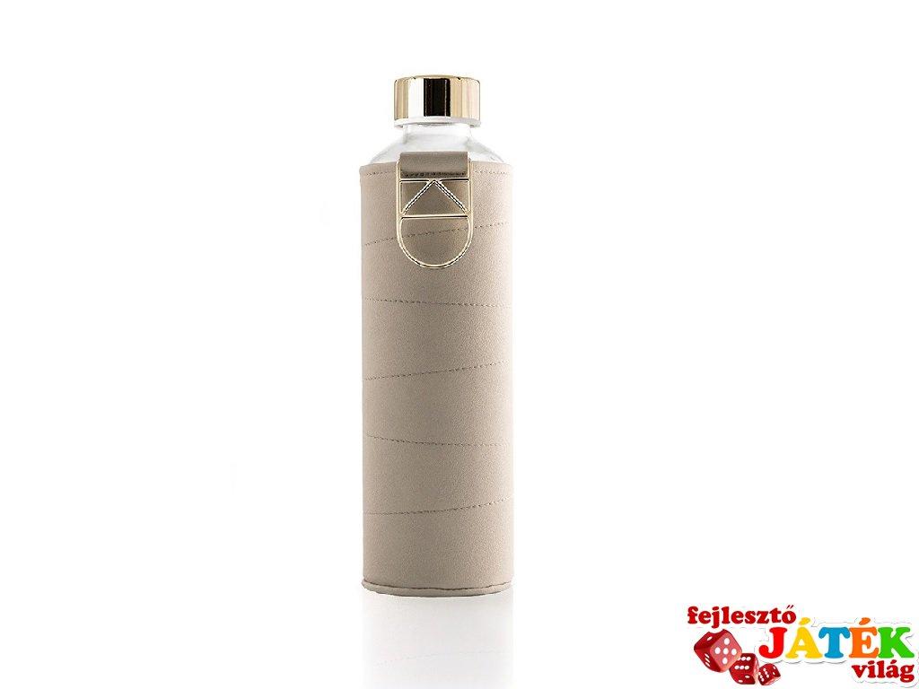 Equa üvegkulacs, Mismatch Beige, 750 ml