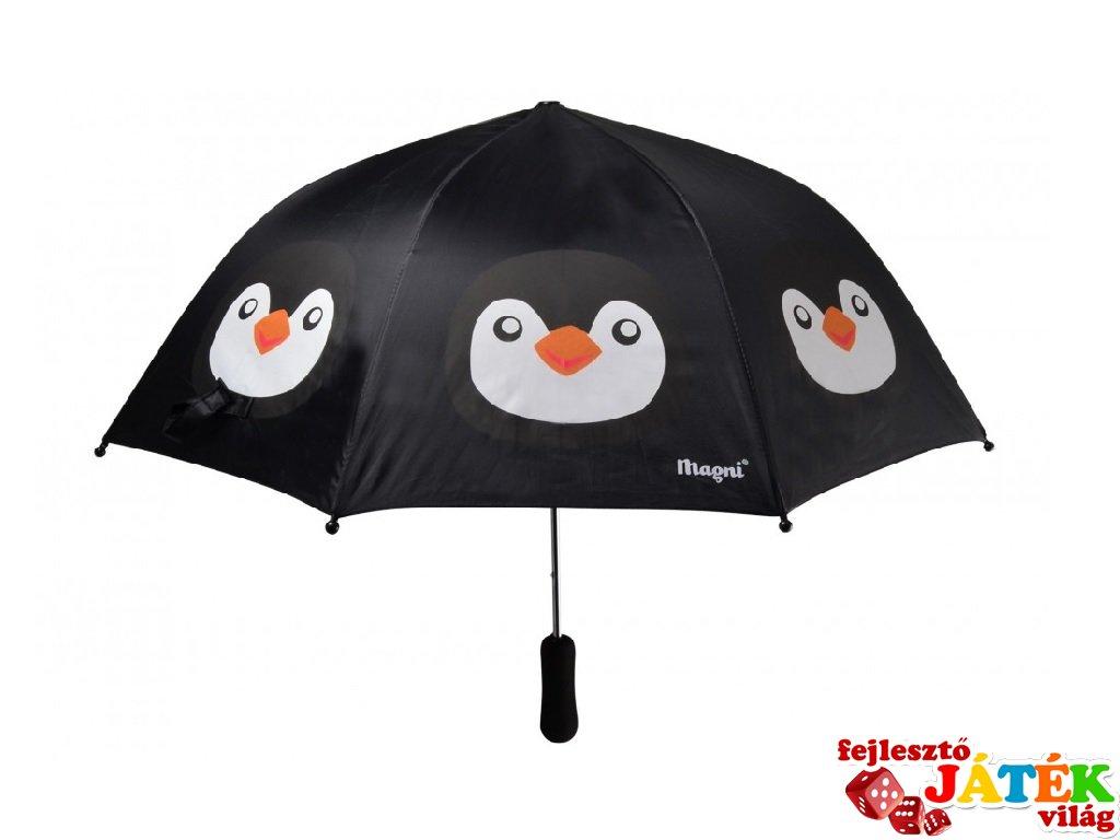 Esernyő pingvines, gyerek kiegészítő (Magni, 3-6 év)