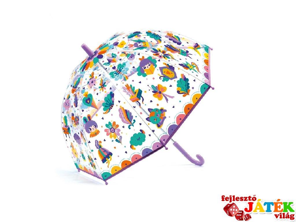 Esernyő Pop rainbow, Djeco gyerek kiegészítő - 4705 (4-8 év)