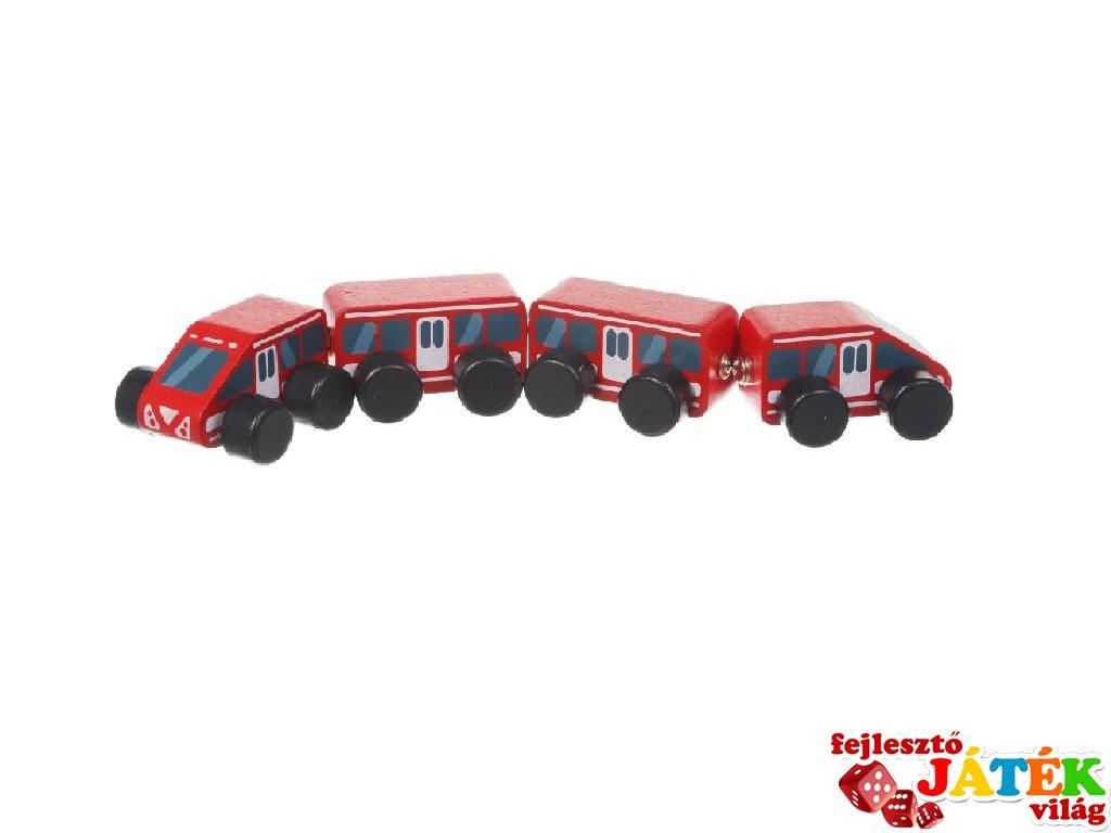 Expressz vonat, fa szerepjáték (3-7 év)