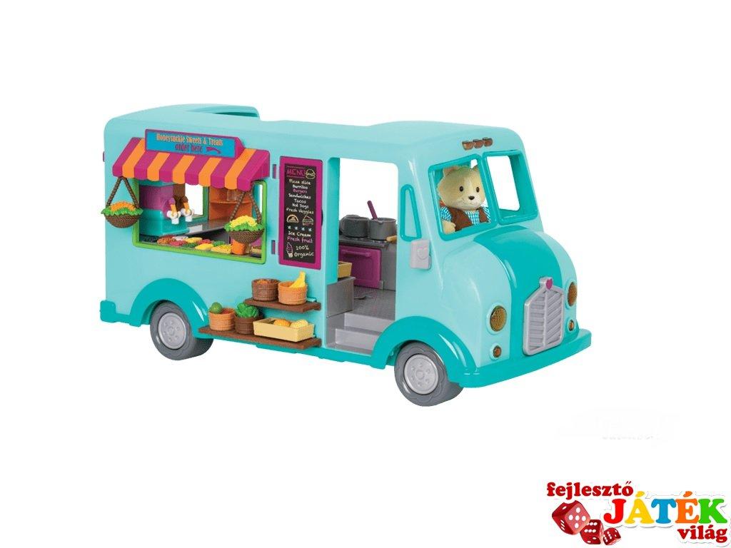 Food Truck, Lil Woodzeez szerepjáték (3-6 év)