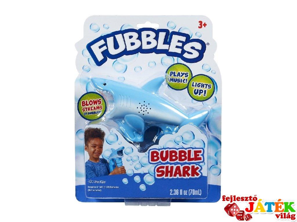 Fubbles buborékfújó cápa 69 ml