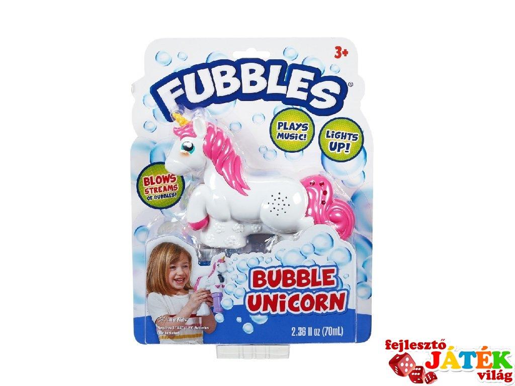 Fubbles buborékfújó unikornis 69 ml