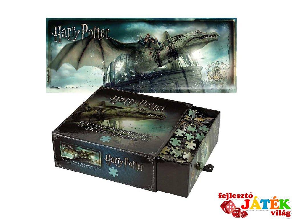 Gringotts 1000 db-os Harry Potter puzzle (10-99 év)