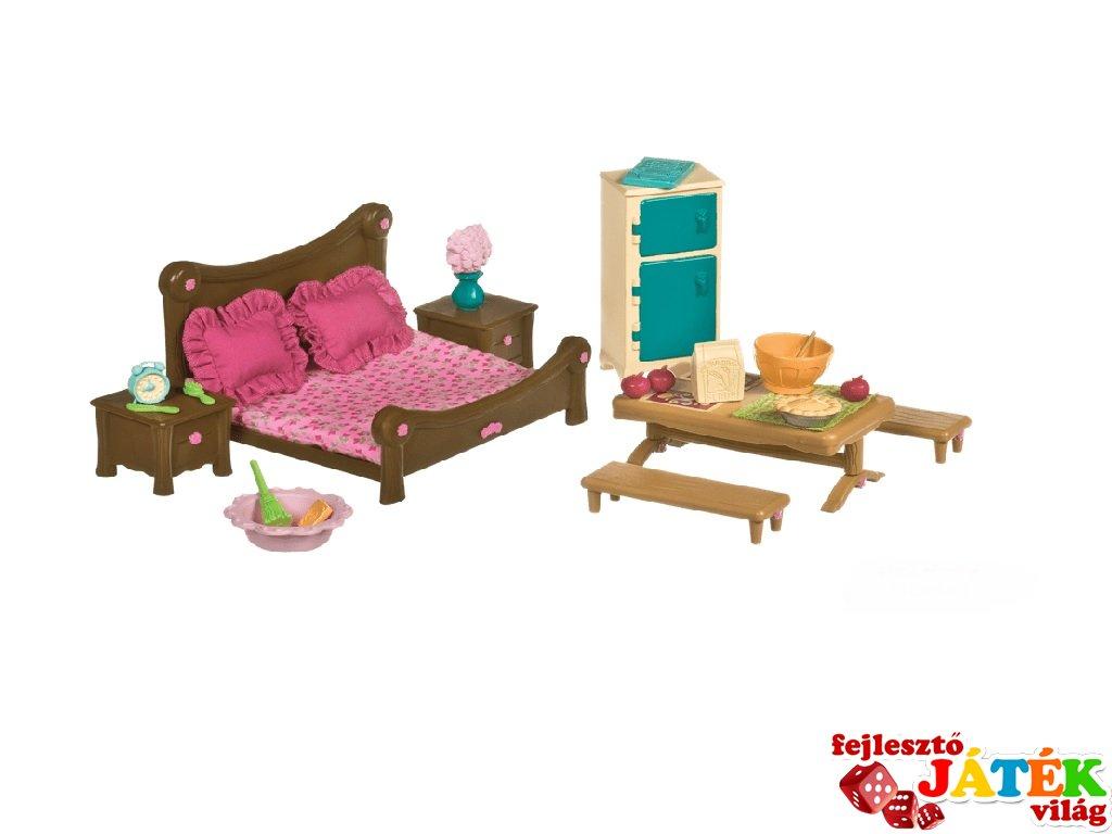 Hálószoba- és ebédlő bútorok, Lil Woodzeez szerepjáték (3-6 év)