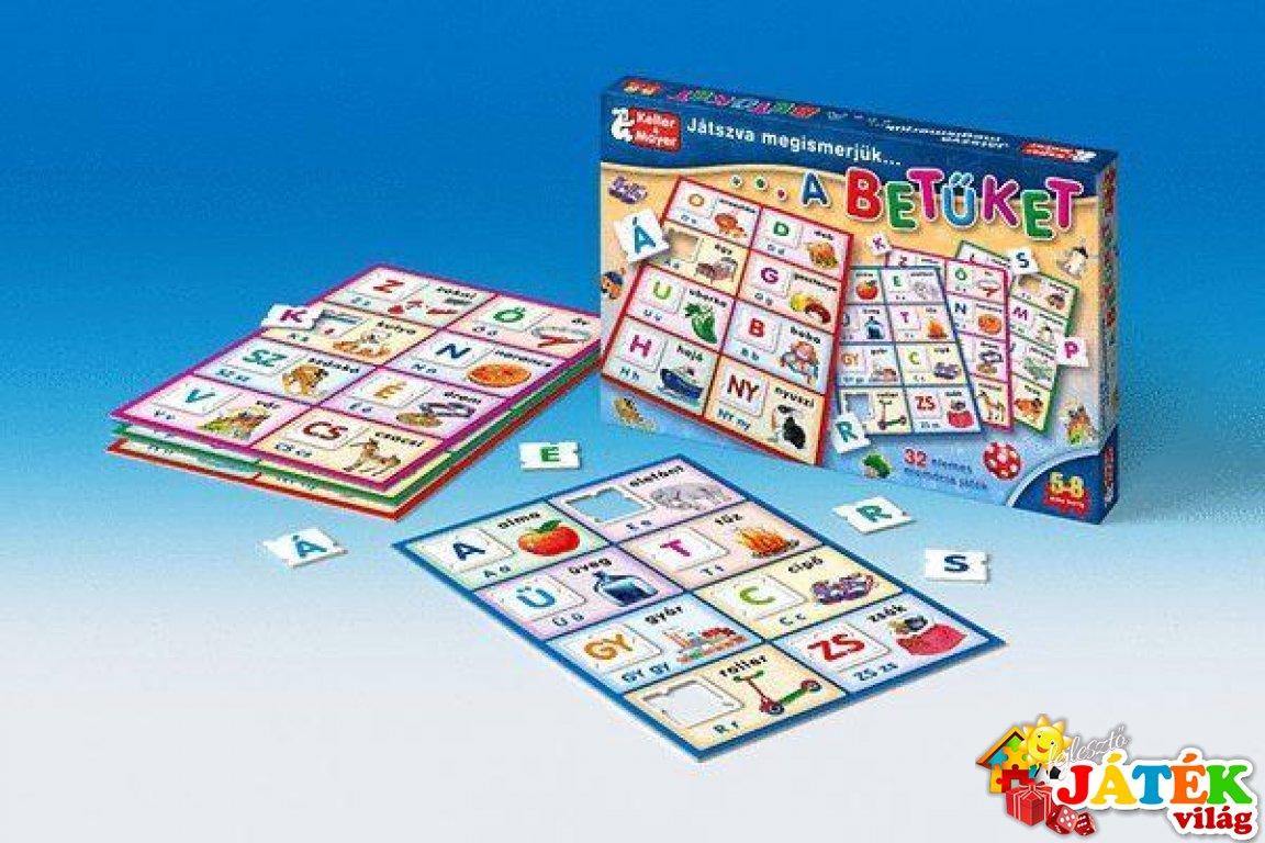játékok megismerni iskola
