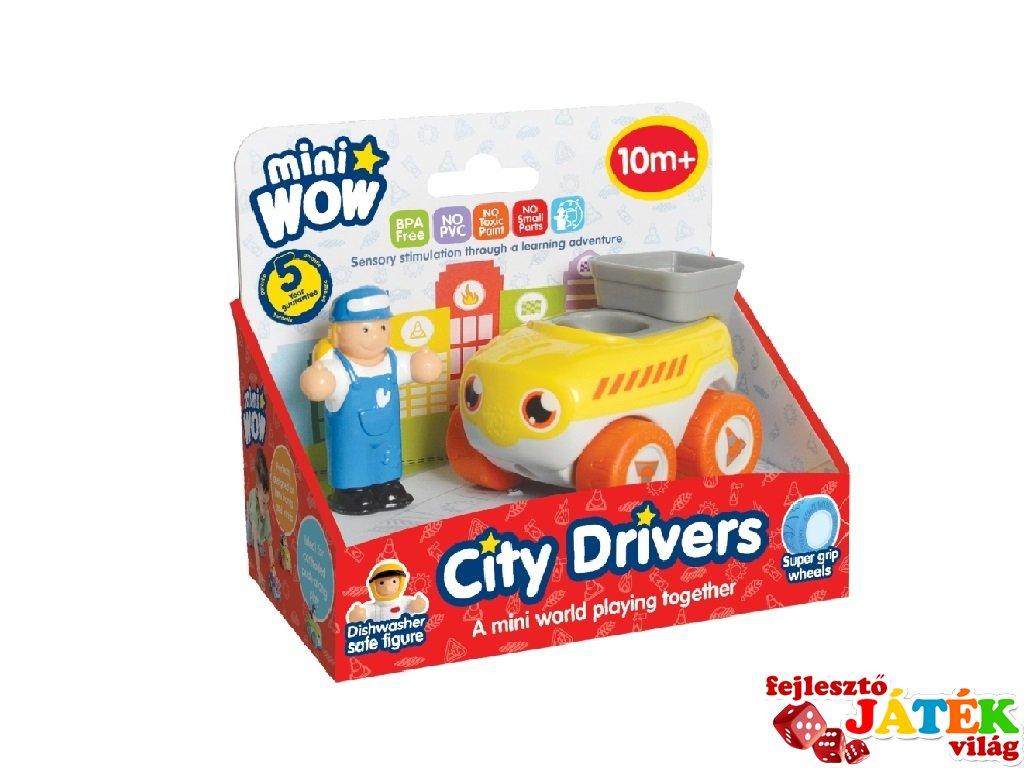 Jax, a teherautó, Wow Toys jármű (1-5 év)