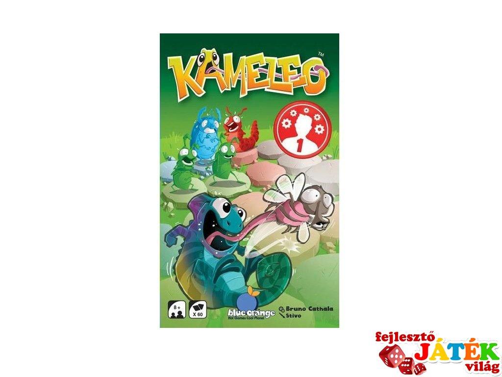 Kameleo, egyszemélyes logikai játék (8-14 év)