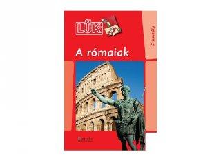 24 darabos Lük A Rómaiak 5. osztály, egyszemélyes fejlesztő logikai játék (10-12 év)