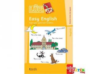 24 darabos Lük, Easy English (angol nyelvi gyakorlatok kezdőknek, 10-99 éves kortól)