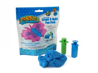 3D őrület, kék, Mad Mattr, örökmozgó gyurma