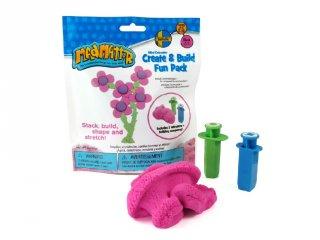 3D őrület, pink, Mad Mattr, örökmozgó gyurma