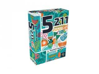 5211, Gyors megfigyelős kártyajáték (AZUL kiadójától, 8-99 év)