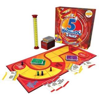 5 másodperc 3 válasz (Megableu, reflex kvízjáték, 8-99 év)