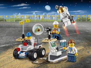 60077, Space starter set (Lego city, Űrhajós kezdő készlet, 5-12 év)